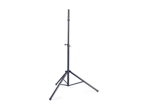Stagg SPS90-ST LFT BK, Steel speaker stand with built-in hydraulic lifting system
