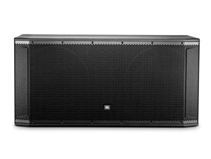 "JBL SRX828SP - 2000 Watt Powered dual 18"" subwoofer"