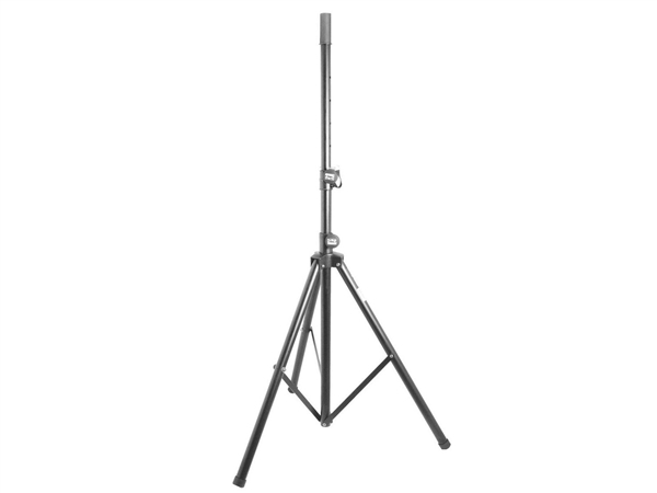 On-Stage SS7730B Classic  Tripod Speaker Stand SINGLE Black