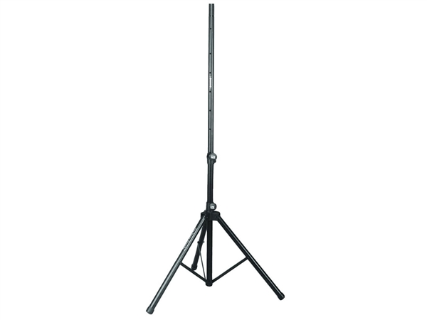 On-Stage SS7761B Tripod Speaker Stand, SINGLE