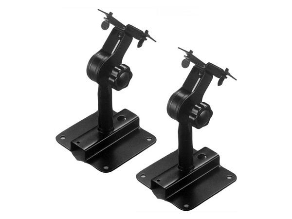 On-Stage SS7912B Universal Mount for Small Speakers (Pair)