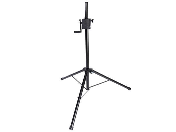 On-Stage SS8800B+ SINGLE Power Crank-Up Speaker Stand