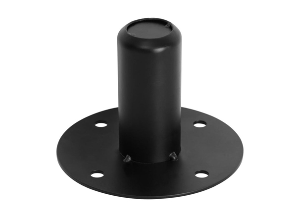 On-Stage 1.375 Speaker Cabinet Insert for Pole-mounting Speakers, 1 3/8-inch Diameter