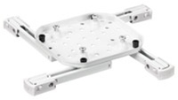 Chief SSMUW, Universal Projector Interface Bracket for Mini RPA Elite Mounts, White