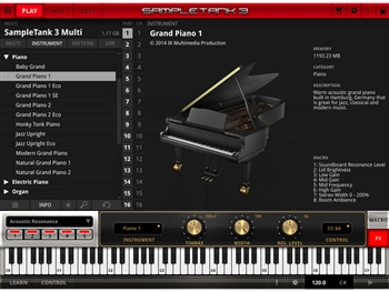 IK Multimedia SampleTank 3 Upgrade (Download)
