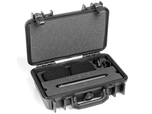 DPA ST2006A  Stereo Pair with two 2006A, Clips, Windscreens in Peli Case