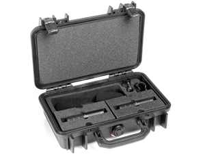 DPA ST2011A - Stereo Pair with two 2011A, Clips, Windscreens in Peli Case