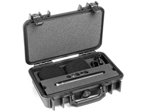 DPA ST4006A - Stereo Pair with two 4006A, Clips, Windscreens in Peli Case
