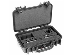 DPA ST4006C - Stereo Pair with two 4006C, Clips, Windscreens in Peli Case
