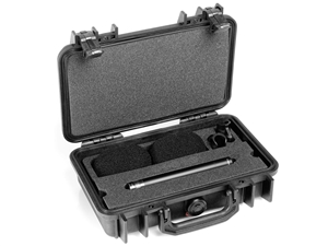 DPA ST4011A - Stereo Pair with two 4011A, Clips, Windscreens in Peli Case