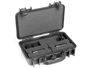 DPA ST4011C - Stereo Pair with two 4011C, Clips, Windscreens in Peli Case