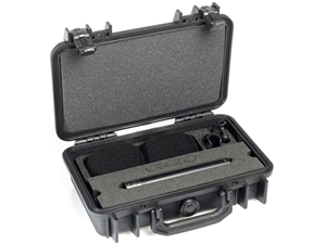 DPA ST4015A - Stereo Pair with two 4015A, Clips, Windscreens in Peli Case