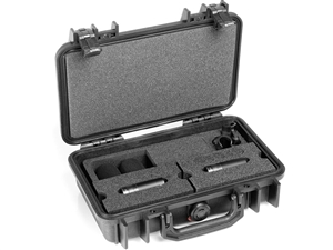 DPA ST4015C - Stereo Pair with two 4015C, Clips, Windscreens in Peli Case
