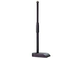 AUDIX STAND-MB Heavy duty pedestal base mic stand