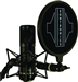 Sontronics STC-3X Pack Black - Switchable Cardioid/Omni/Figure8 Condenser Microphone