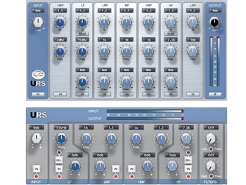 URS S Series and S-MIX EQ TDM (Download Version)