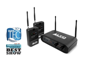 Alto Professional STEALTH WIRELESS, Stereo Wireless System for Active Loudspeakers