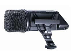 Rode Stereo Video Mic, Camera mount Condenser Stereo Microphone,