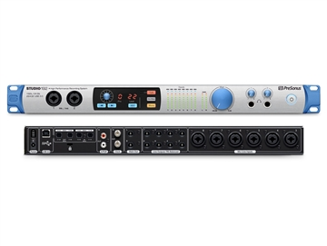 Presonus Studio 192 USB Audio Interface and Studio Command Center