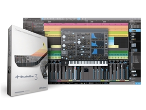 Presonus Studio One Upgrade: Artist 1 or 2 to Professional 3 ( License code Download )