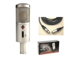 Studio Projects B1 Cardioid Condenser Microphone w/ Free LM25-NE 20Ft. Mic Cable