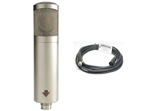 Studio Projects C1, Cardioid Condenser Microphone w/ Free Whirlwind EMC20 20Ft. Mic Cable