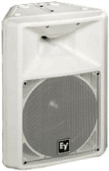 Electro-Voice SX100+WE, 200-watt, 12-inch two-way speaker, White