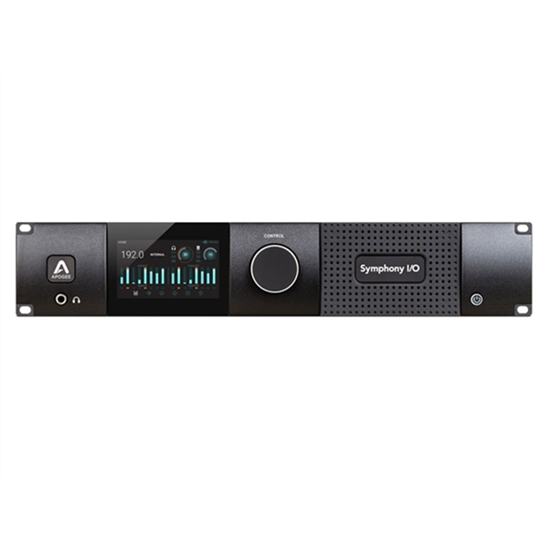 Apogee Symphony I/O MKII Thunderbolt Chassis - No module included