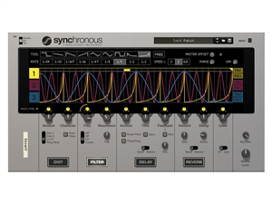 Propellerhead Synchronous - Time effect modulator (Download)
