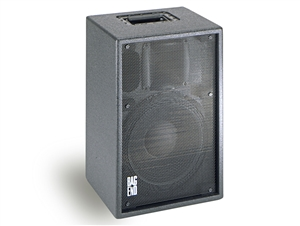 "Bag End TA1202-R - RO-TEX Finish 12"" 2-Way 12"" Portable Enclosure"