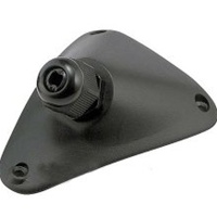 Electro-Voice TC-6B, Weatherized terminal cover for 6.2 series, black