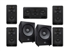 Adam Audio The Berlin - 4xS5V 1xS5H 2xSub2100 Matched 5.2 System
