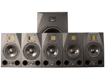 Adam Audio A7X Sub12 5.1 Bundle System, The Macdougal
