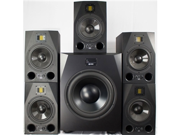 Adam Audio A8X Sub15 5.1 Bundle System, The Nashville