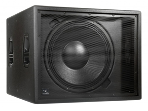 WORX Audio TL118SST-P Active Subwoofer, single 18""
