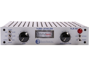Summit Audio TLA-50 Single-Channel Tube Compressor
