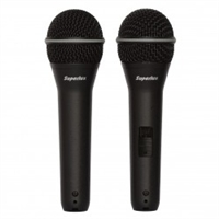 Superlux TOP-248 Supercardioid dynamic vocal microphone factory hand selected elements