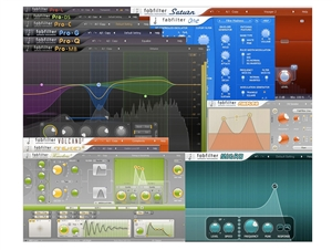 FabFilter Total Bundle (Download)