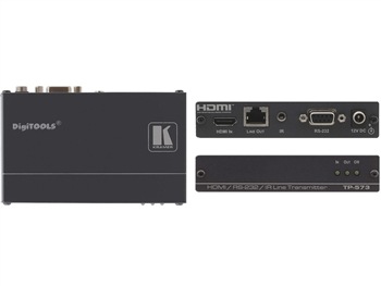 Kramer TP-573 - HDMI, RS-232, & IR Over Twisted Pair Transmitter
