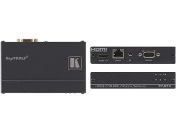 Kramer TP-574 - HDMI, RS-232, & IR Over Twisted Pair Receiver