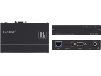Kramer TP-580T HDMI, Bidirectional RS?232 & IR over HDBaseT Twisted Pair Transmitter