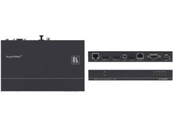 Kramer TP-582R - 1:2 HDMI Plus Bi-directional RS-232, Ethernet & IR over Twisted Pair Receiver