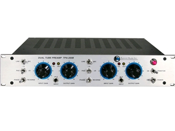 Summit Audio TPA-200B Dual Tube Preamplifier