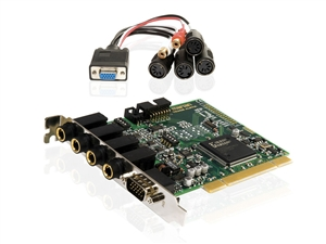 Marian Trace Alpha - Stereo Analog/Digital I/O PCI Audio Interface