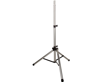 Ultimate Support TS-80S Tripod Speaker Stand, Silver