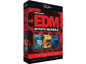 Rob Papen EDM Bundle (Download license)