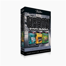 Rob Papen Urban Bundle (Download license)