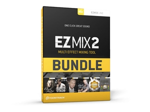 ToonTrack EZmix 2 Top Producer's Bundle