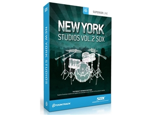 ToonTrack TT122 New York Studio Legacy Series Vol.2 SDX
