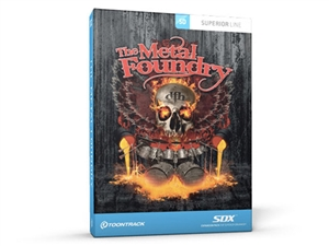 ToonTrack TT123 The Metal Foundry SDX